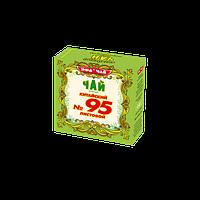 Китайский зеленый чай крупнолистовой №95 (100 г)