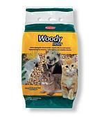 Гигиенический наполнитель для мелких животных Padovan Woody Litter, 5 кг. / 10 л.