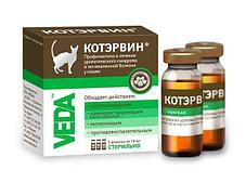 Кот Эрвин для профилактики и лечение урологического синдрома - 10 мл