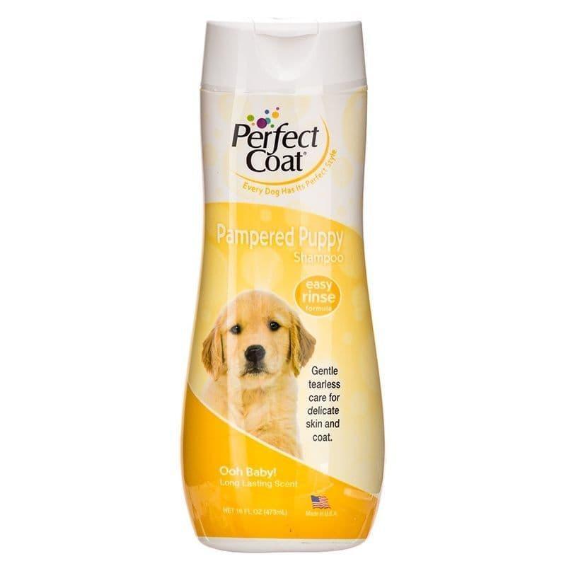 Шампунь для щенков без слез с кератином, 8in1 Tender Care Puppy Shampoo - 473мл