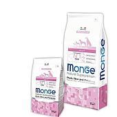 Гипоаллергенный корм Monge для взрослых собак всех пород (Свинина, рис, картофель) - 2.5 кг