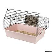 Клетка для морских свинок и грызунов CAVIE 60 (белая) - 58 х 38 х 31,5см