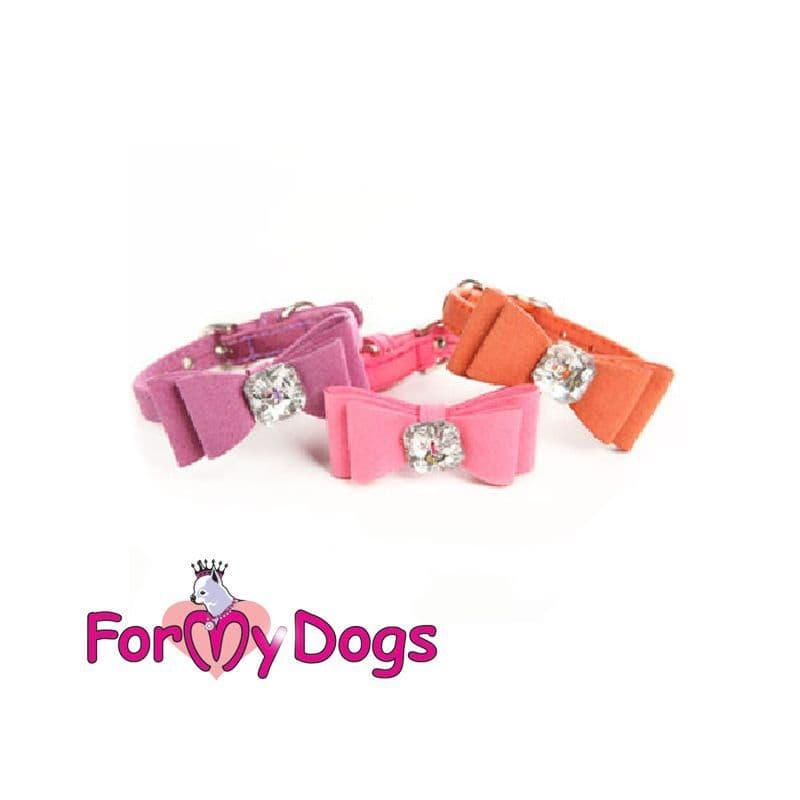 Ошейник Терракот для собак, For My Dogs - 1 х 25 см
