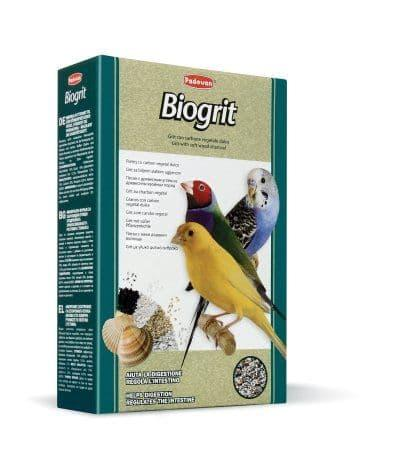 Био-песок с витаминами для здорового питания декоративных птиц, Padovan Naturalmix Canarini, 700 г