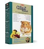 Комплексный корм для хомяков, мышей и песчанок Padovan Grandmix Criceti, 1 кг.