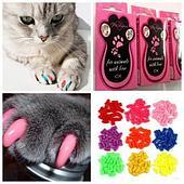 Антицарапки Pet Fashion для кошек, M(от 4 до 6 кг)