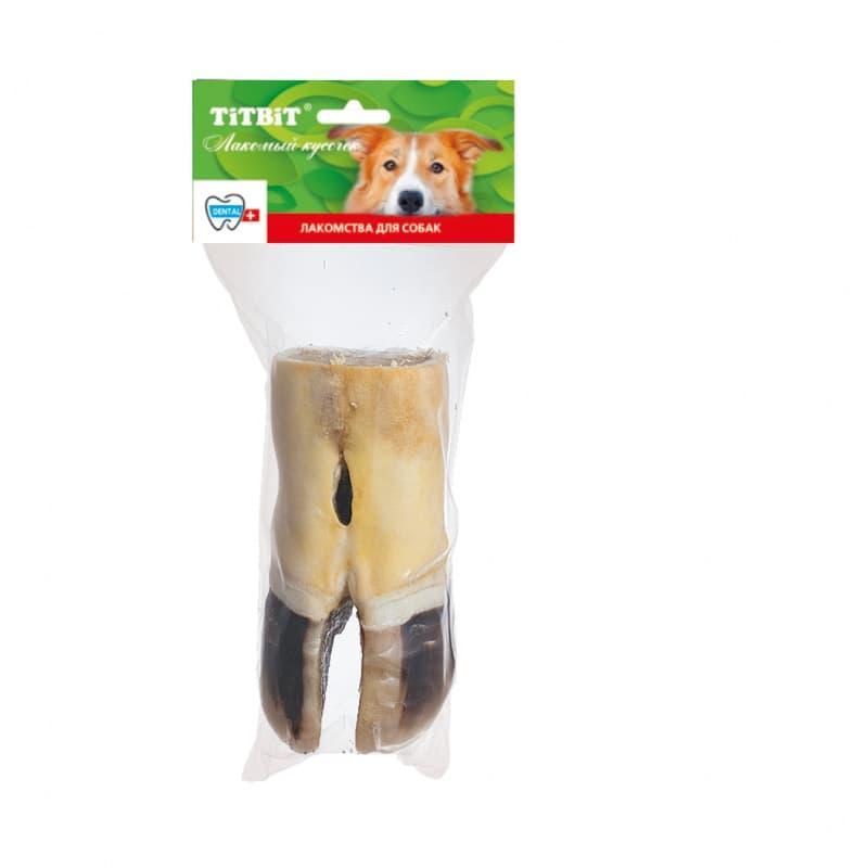 Путовый сустав говяжий для собак, TitBit - 480 г