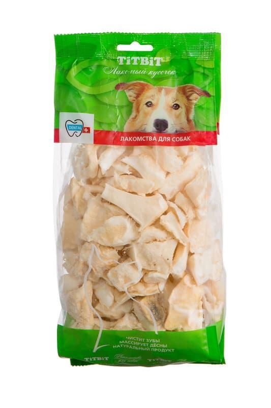 Хрустики говяжьи XXL для собак, TitBit - 195 г