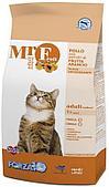 Корм Forza10 Mr. Fruit Adult Indoor для взрослых домашних кошек (Курица, Оранжевые Фрукты) - 1.5 кг