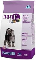 Корм Forza10 Mr. Fruit Kitten Violet для котят (Курица, Фиолетовые Фрукты) - 1.5 кг
