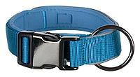 Ошейник Experience, M–L: 37–50 см/20 мм, синий