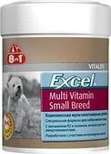 Мультивитамины Excel Puppy Multi Vitamin для щенков, 8in1 - 100 табл.