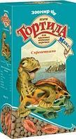 Корм для крупных водяных черепах с креветками - 70 гр