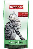 Подушечки Catnip Bits с кошачьей мятой для кошек и котят, Beaphar - 35 г