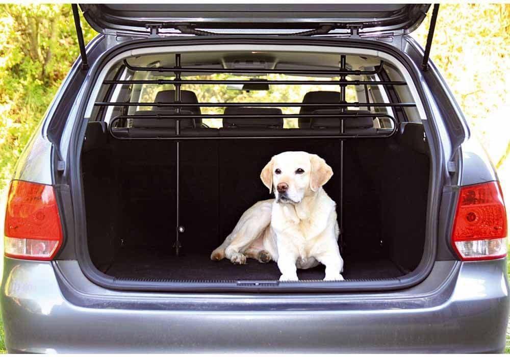 Авторешетка Trixie для багажника - 85-140 cм - 75-110 см