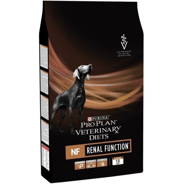 Корм Pro Plan Veterinary Diets NF для собак при патологии почек - 3 кг