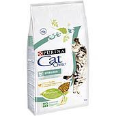 Корм Cat Chow для стерилизованных кошек и кастрированных котов (Птица) - 15 кг