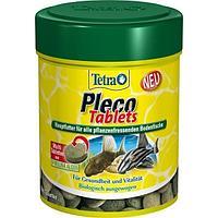 Основной корм для травоядных донных рыб Pleco Tablets - 58 табл.