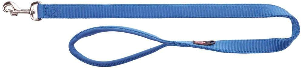Premium поводок для собак, XS: 1.20 m/10 mm, небесно-голубой