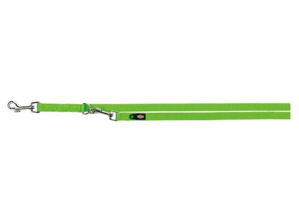 Поводок-перестежка TRIXIE для собак  XS–S: 2.00 m/15 mm, яблоко