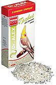 Гравий + Ca, для крупных и средних птиц, Доктор Алекс - 300 гр