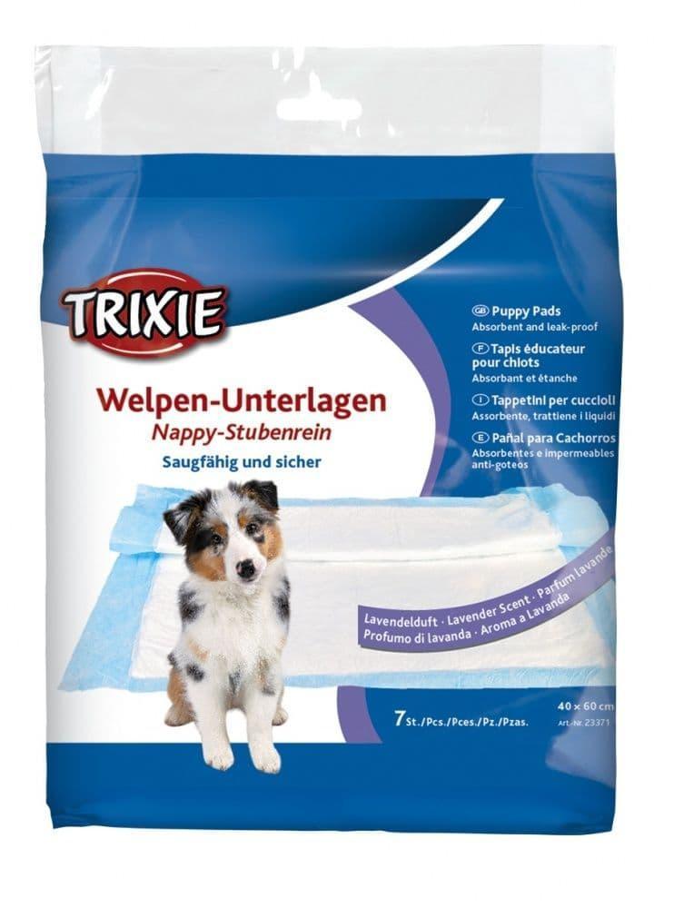 Пеленки для собак с ароматом лаванды, Trixie - 40 х 60 см - 7 шт