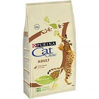 Корм Cat Chow для взрослых кошек (Утка) - 15 кг