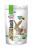 Корм с фруктами для хомяков и кроликов, Lolo pets - 600 гр