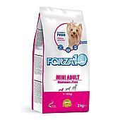 Корм Forza10 Mini Adult Maintenance для взрослых собак, мелких пород (Рыба) - 2 кг