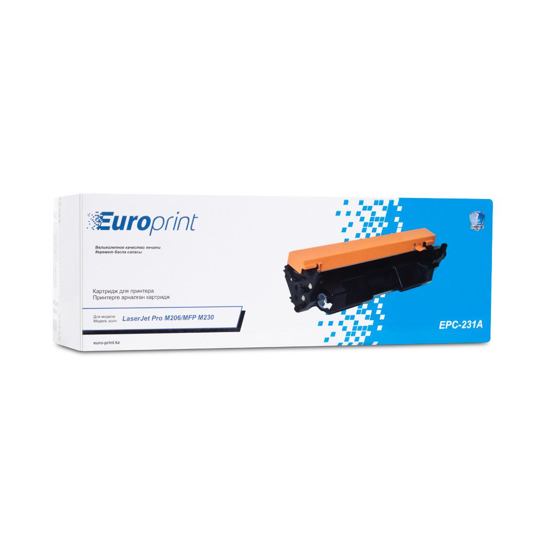 Картридж Europrint EPC-231A Black (5000 страниц)