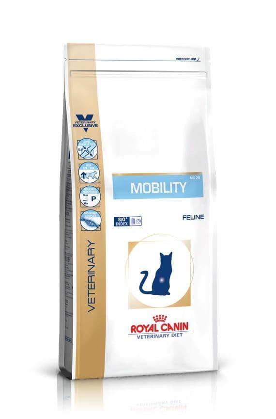 Корм Royal Canin Mobility для кошек с болезнями опорно-двигательного аппарата - 500 г