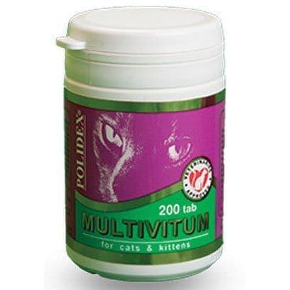 Полидекс мультивитум для кошек