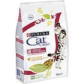 Корм Cat Chow для поддержания здоровья мочевыводящих путей кошек (Домашняя птица) - 1.5 кг