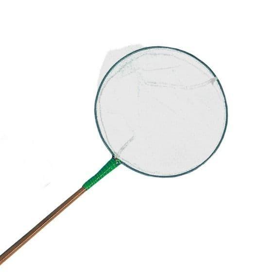 Сачок для удаления листьев и мусора, для пруда и бассейна - 1,4 м - 20 см