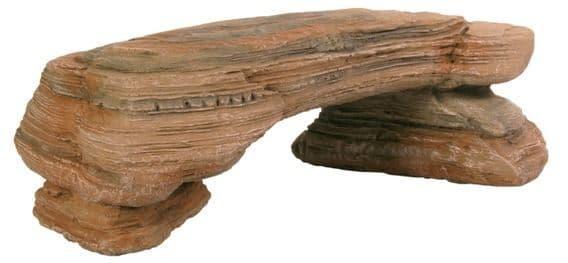 Плато для выполза рептилий и декорация - 29 см