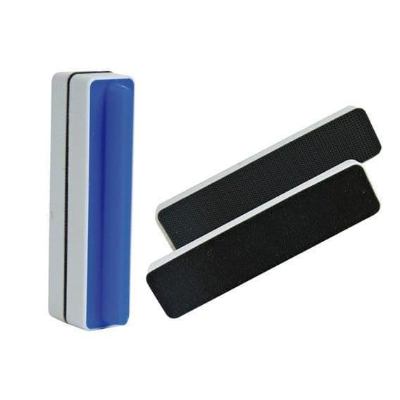 Магнит для чистки стекол аквариума - 5,5х4 см