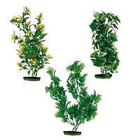 Декорация (растения на подставке) - 17 см