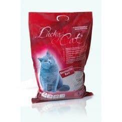 Комкующийся наполнитель Lucky Cat для туалета кошек (Сакура) - 10 л