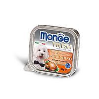 Паштет Monge Fresh для собак (Индейка) - 100 г