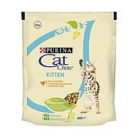 Корм Cat Chow Kitten для котят (Домашняя птица) - 400 г