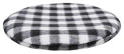Подушка-грелка Trixie для собак и кошек, черная-белая, 26 cm