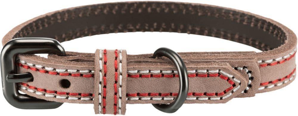 Native ошейник для собак, капучино, M: 36–43 cm/20 mm