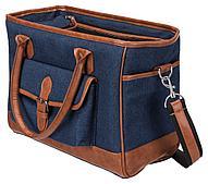 Транспортировочная сумка Orphina, синяя, 18 × 28 × 35 cm