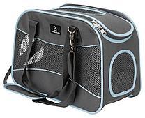 Транспортировочная сумка Alison, серая-синяя, 20 × 29 × 43 cm