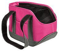 Транспортировочная сумка Alea, серая-розовая, 16 × 20 × 30 cm