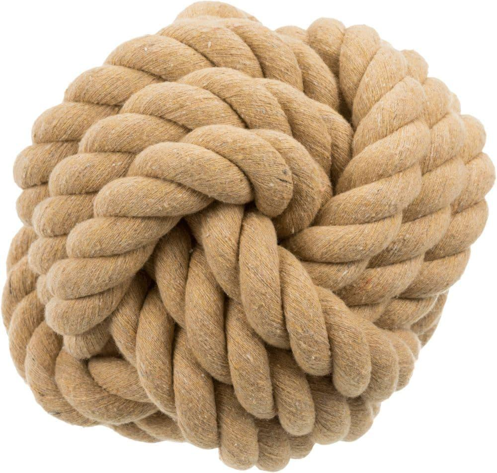 """Игрушка """"Плетеный мяч"""" для собак BE NORDIC для собак, Trixie - 18 см"""