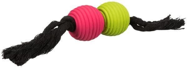 "Игрушка ""Мячи на веревке"" для собак, Trixie - 32 см"