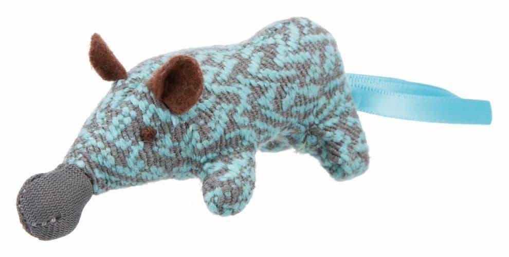 Игрушка с коати Trixie для кошек из полиэстера - 8 см