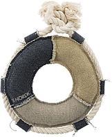 """Игрушка """"Спасательный круг с пищалкой"""" Be Nordic для собак, Trixie - 30 см"""