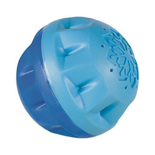 """Игрушка """"Охлаждающий мяч"""" для собак из резины, Trixie - 8 см"""